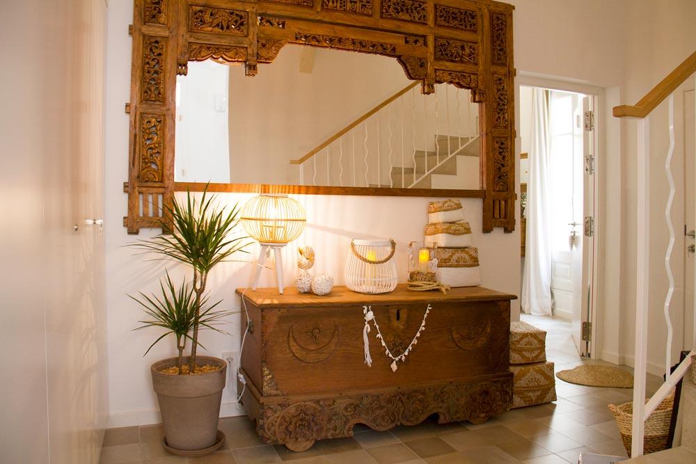hotel menorca infinito espejo