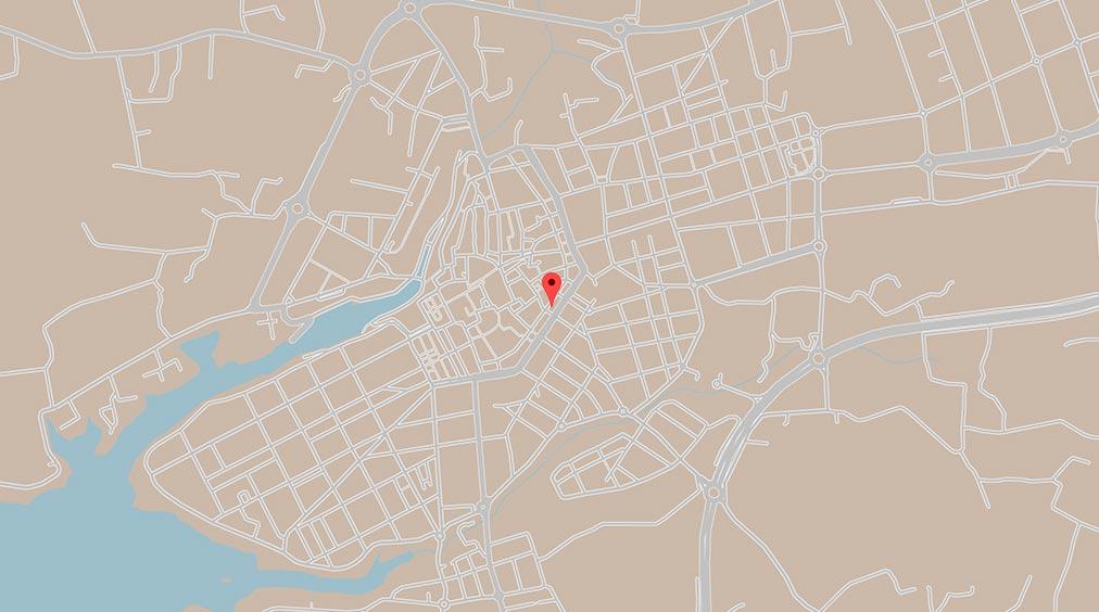 hotel menorca infinito mapa